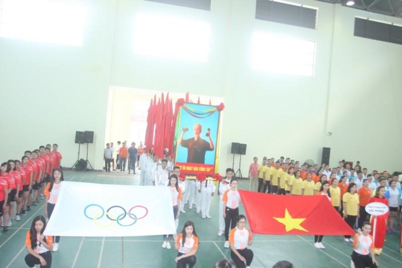 Hội thao VICEM chào mừng Đại hội XII Công đoàn Việt Nam