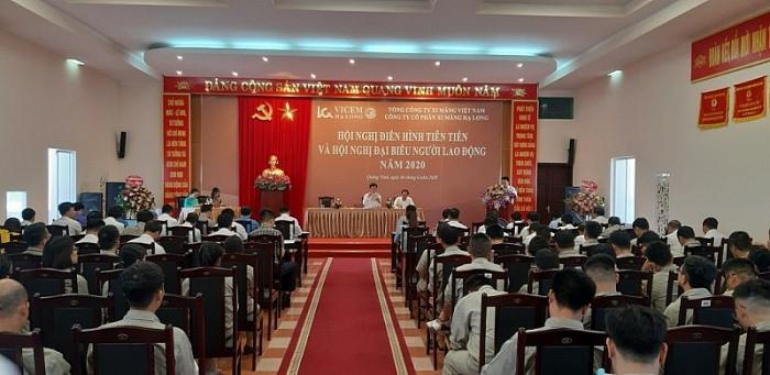 hoi nghi dien hinh tien tien hoi nghi nguoi lao dong vicem ha long nam 2020