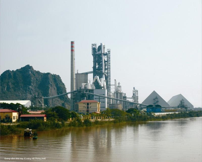 Hội nghị biểu dương lao động giỏi-lao động sáng tạo Xi  măng VICEM Hải Phòng