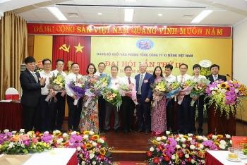 dai hoi dang bo khoi van phong tong cong ty xi mang viet nam lan thu iii nhiem ky 2020 2025