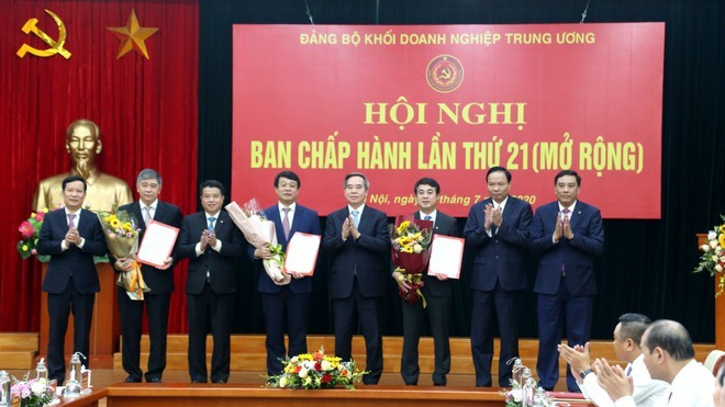 Chủ tịch Vicem và Vietcombank được Ban Bí thư giao thêm chức vụ mới