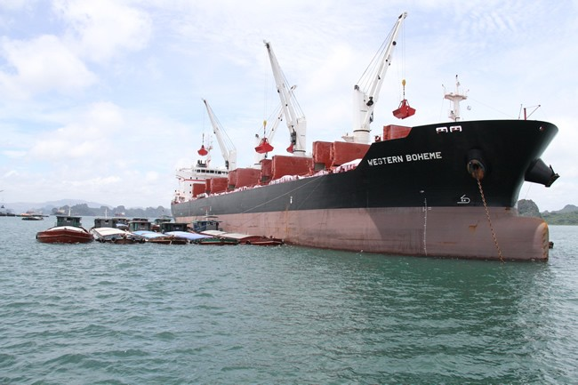 Xuất khẩu xi măng và clinker tháng 6 và 6 tháng đầu năm 2019