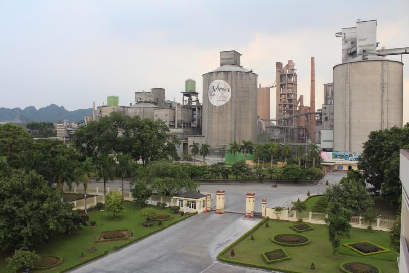 VICEM Hoàng Thạch vì một môi trường 'Sản xuất xanh'