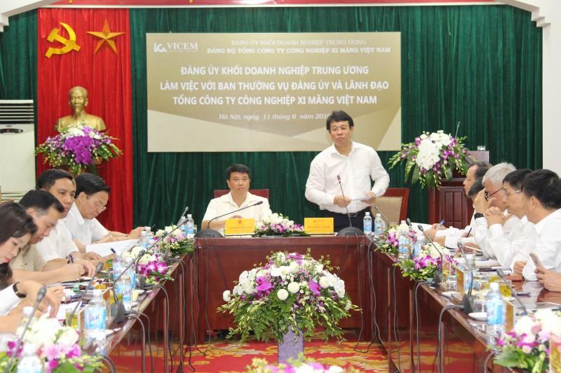 Đảng bộ Tổng công ty Xi măng Việt Nam: Dấu ấn nhiệm kỳ Đổi mới - Sáng tạo - Vì một VICEM phát triển bền vững