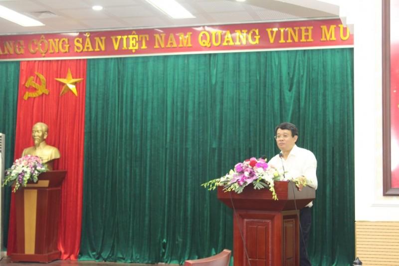 Tổng công ty Công nghiệp Xi măng Việt Nam tổ chức Hội nghị sơ kết sản xuất kinh doanh quý III, 9 tháng năm 2019 và triển khai nhiệm vụ quý IV năm 2019