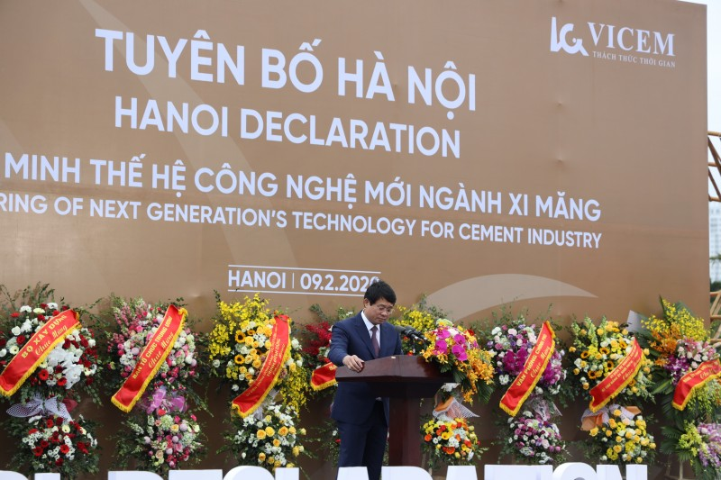 41 mùa hoa VICEM vươn cao thành trụ cột ngành Xi măng Việt Nam