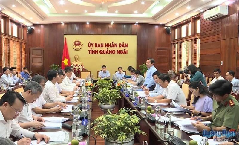 Bộ Xây Dựng giải quyết vấn đề liên quan đến dự án nhà máy Xi măng Đại Việt - Dung Quất