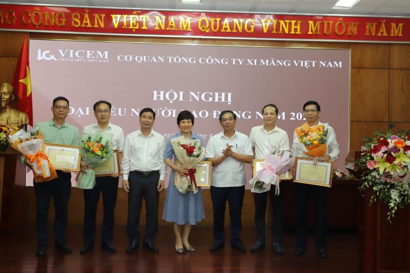 Hội nghị Người lao động Cơ quan Tổng công ty Xi măng Việt Nam