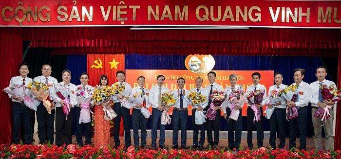 dai hoi dai bieu dang bo cong ty xi mang vicem ha tien lan thu iii nhiem ky 2020 2025