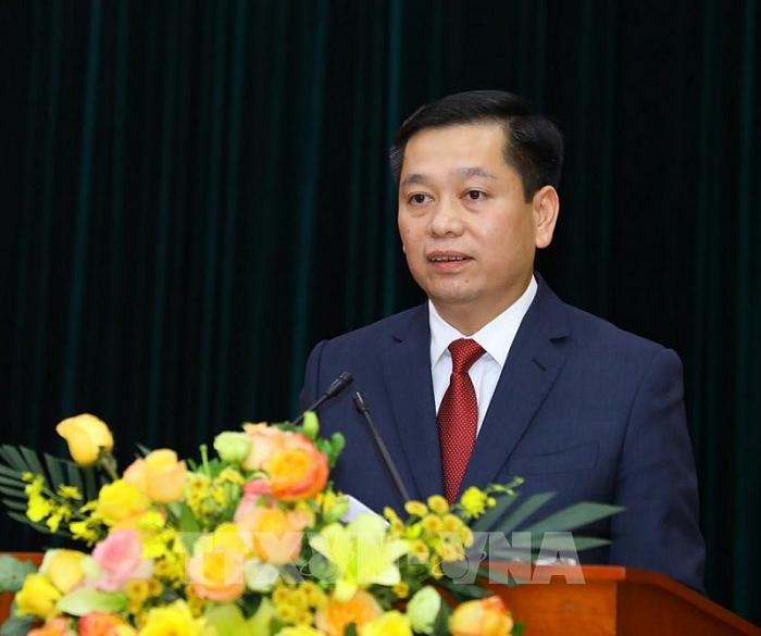 Đồng chí Bí thư Đảng ủy Khối Doanh nghiệp Trung ương gửi Thư thăm hỏi, động viên cán bộ, đảng viên, người lao động trong Khối