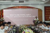 vicem tong ket cong tac an toan ve sinh lao dong phong chong chay no 03 nam 2017 2019