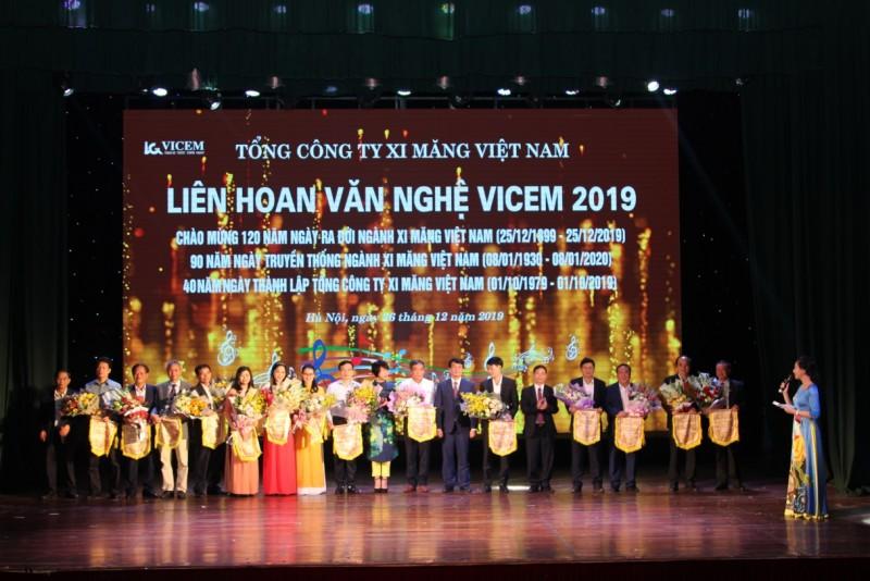 Liên hoan văn nghệ VICEM 2019